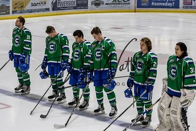 2018 AJHL Playoffs