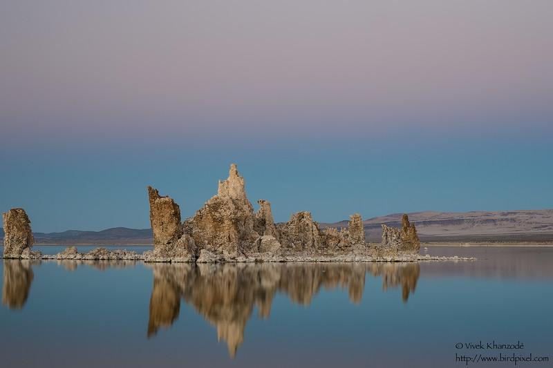 Mono lake Tufas - Near Lee Vining, CA, USA