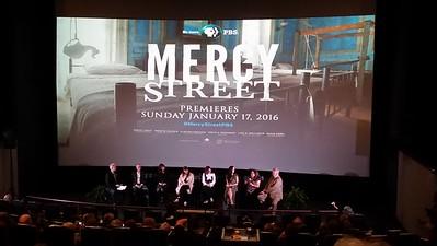 Mercy Street Premiere