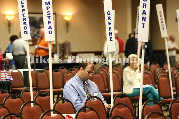 Arkansas Republican Convention 2010