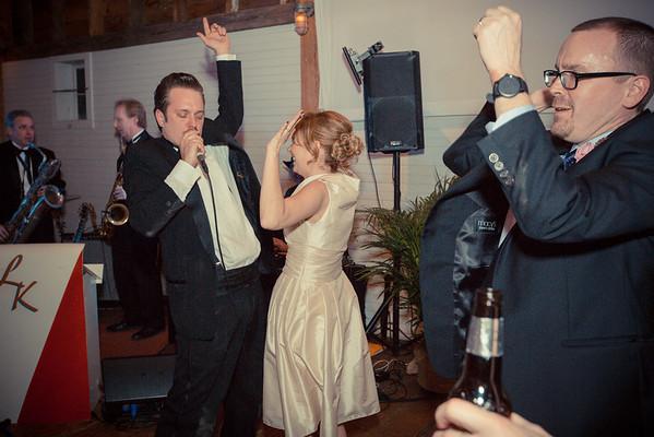 Jim and Marybeth's Wedding Reception