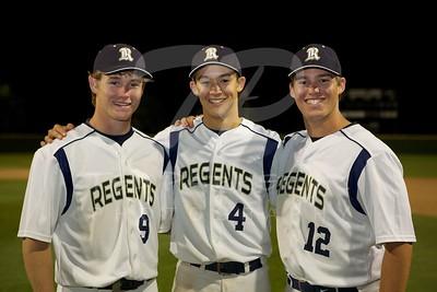 2013-04-23 Senior Night Baseball