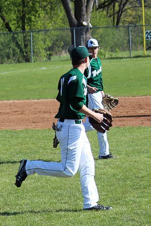 Warrior Baseball vs New Life Academy