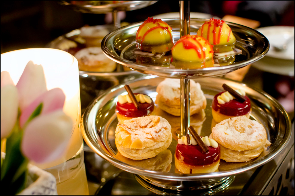 The Point Revolving Restaurant - High Tea