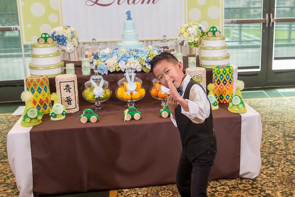 Liam Kang 1st Birthday 3.1.2014