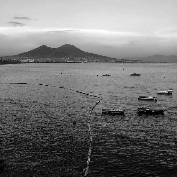 The Vesuvio, Napoli, Italy