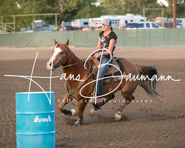 Barrel Race 10 Sept 2020