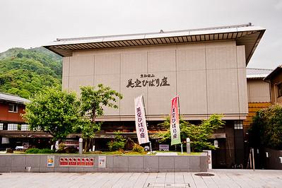 Kyoto, Arashiyama - May 24, 2010