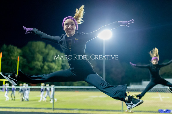 Broughton football vs Millbrook. Senior night. November 8, 2019. D4S_7007