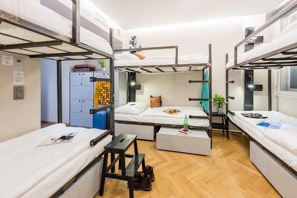 Dormitory 4-6-8