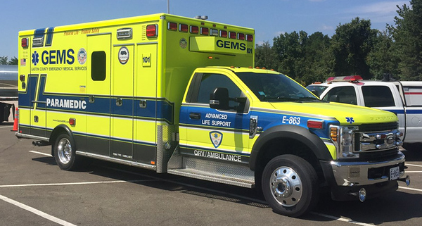 Gaston County EMS (GEMS)