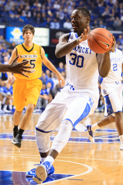 UK vs NKU 2013