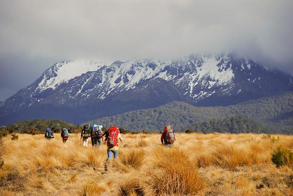 McLean Peaks, 27 - 28 October 2012
