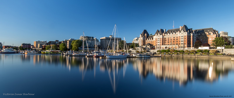 Victoria, BC - Clean Air and a Great Vibe!