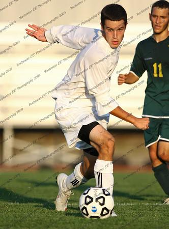 Section V Boys Soccer 2009
