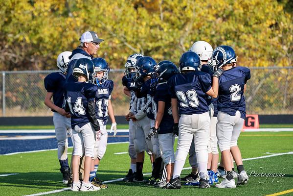 October 7, 2021, Middle School Rams vs. Columbus