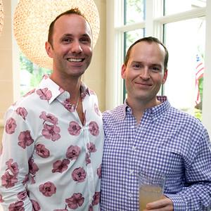 Randy & Martin's Reception
