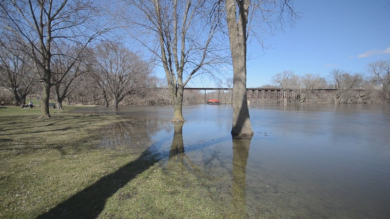 Iowa Flooding Videos