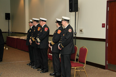 Firefighter Graduation Ceremony