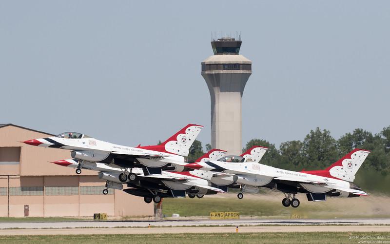 F-16C x4