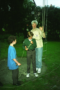 Scout Rope Ladders
