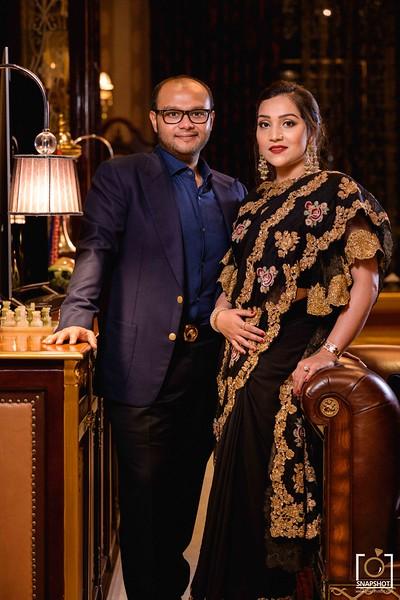 Tasvir & Nabila Portrait Session Photo