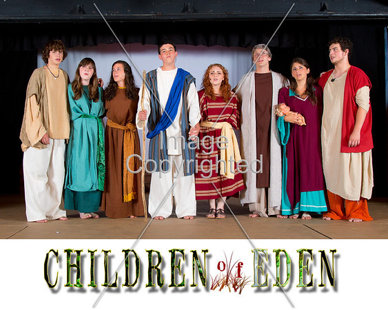 Children of Eden. MSTC
