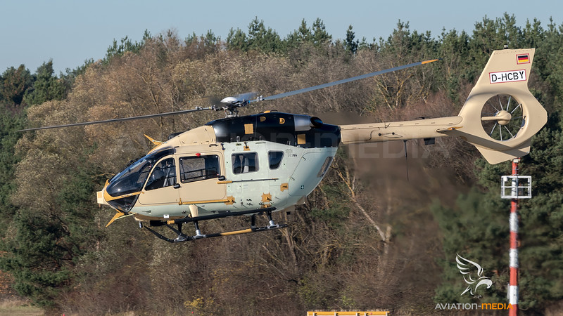 Hungarian Air Force / H145M / D-HCBY