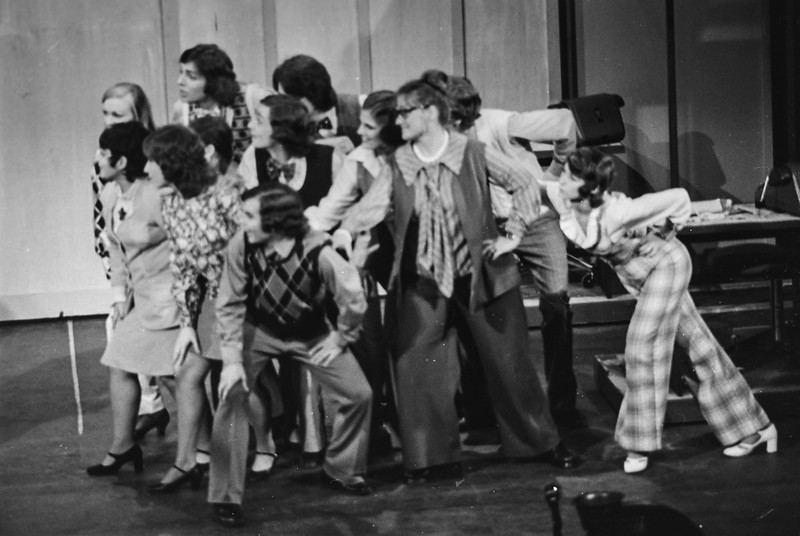 How to Succeed Portland Civic Theater 1974