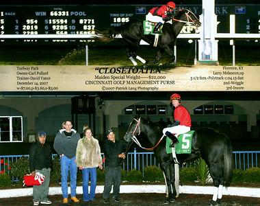 CLOSETOATEN - 12/14/2007