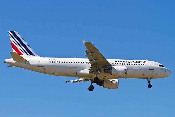F-GKXV - Airbus A320-214