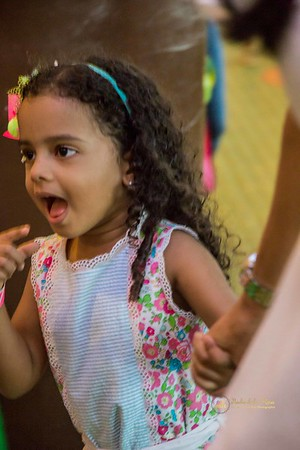 Cumpleaños Miranda Mohana Style Fiesta