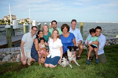 Elliott Family Bayside Portraits Aug. 3, 2019
