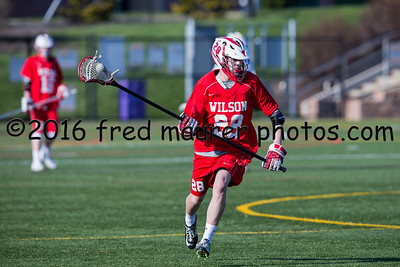 4/16/2016 Wilson Boys vs Ephrata