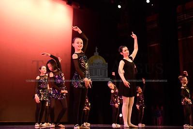 CDFS dance rehearsal