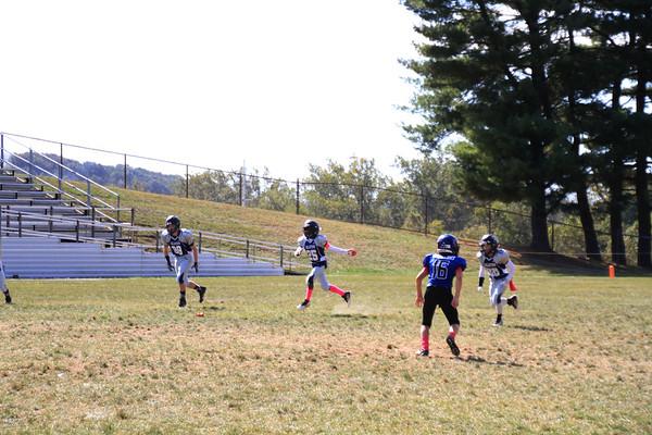 Dallastown vs Spring Grove Blue - JV Midgets 10/5/19