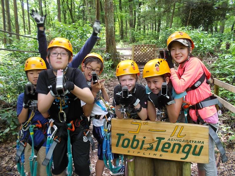 Photo: Tobi Tengu Staff Morning Group 1
