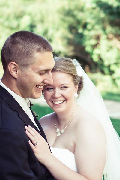 Joel + Lauren {Wedding} at the Fetzer Center in Kalamazoo, Michigan