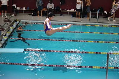 2018-10-13 HC vs Iona diving