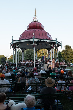 TG Park and Compton Heights Concert Band