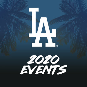 2020 Dodger Events