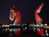 Kelpies at night 3