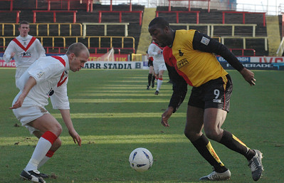Partick Thistle v Airdrie (1.1) 12 2 05