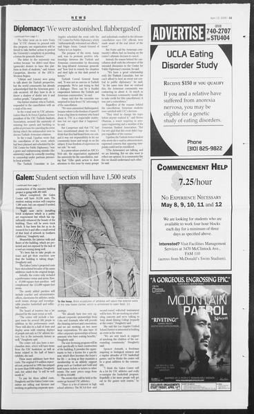 Daily Trojan, Vol. 157, No. 57, April 13, 2006