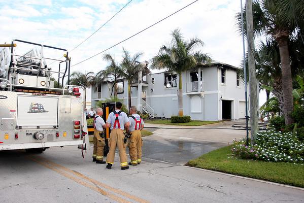 13340 IR Drive House Fire