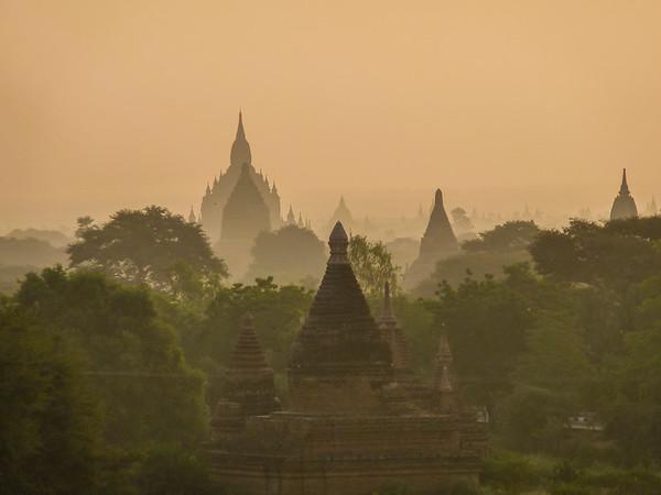 Bagan sights