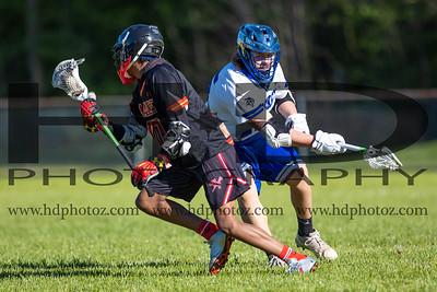 Lackey vs North Point, Varsity 4-21-21
