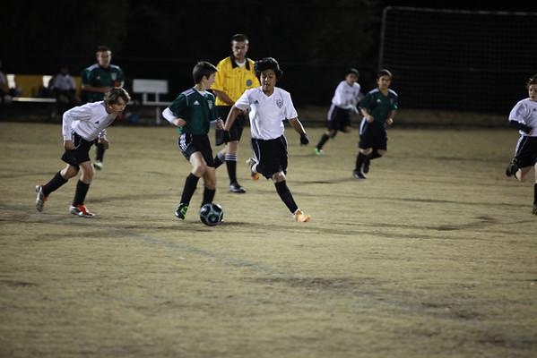 Dacula Soccer 11 12 11