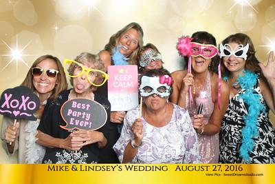 Mike Lindsey Wedding