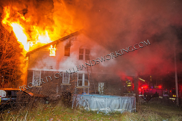 Detroit Petsokey and Lawrence fatal dwelling fire